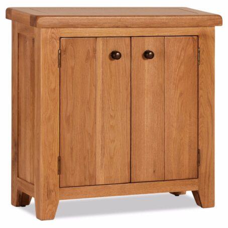 Westbury Small Oak Cabinet