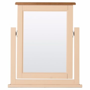 Amelie Ivory Single Mirror