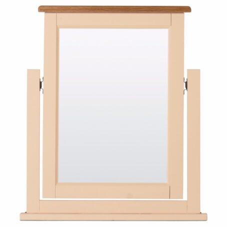 Amelie Ivory Single Mirror
