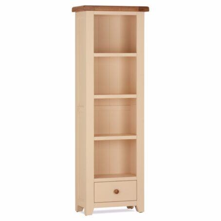 Amelie Bookcase 1 drawer