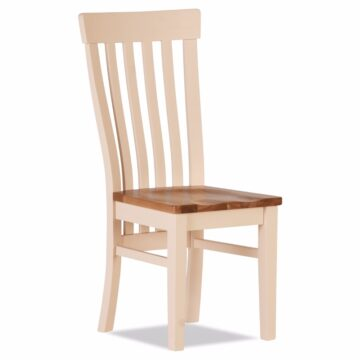 Amelie Curved Back Dining Chair
