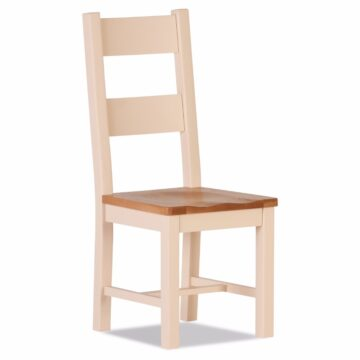 Amelie Ivory Dining Chair