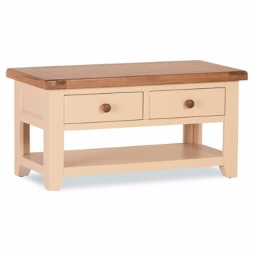 Amelie Coffee Table 2 drawers