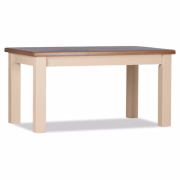 Amelie Fixed Dining Table 1.5m