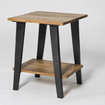 Mackintosh Luxury Wooden Lamp Table