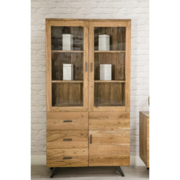 Mackintosh Luxury Wooden Display Cabinet