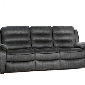 Nashville 3 Seater Reclining Sofa