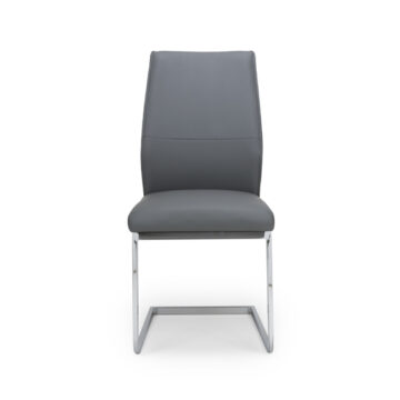 Thornton Modern Dining Chair Grey