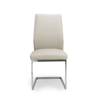 Thornton Modern Dining Chair Taupe