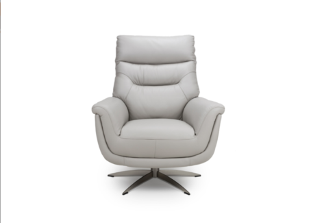 Colt Swivel Chair Grey
