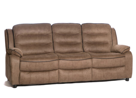 Nashville 3 seater fixed sofa