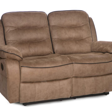 Nashville Two Seater Reclining Sofa