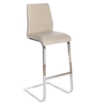 Thornton Modern Taupe Bar stool