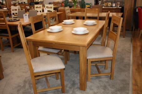 Braemar Dining Set