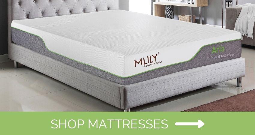 Mlily mattress menu